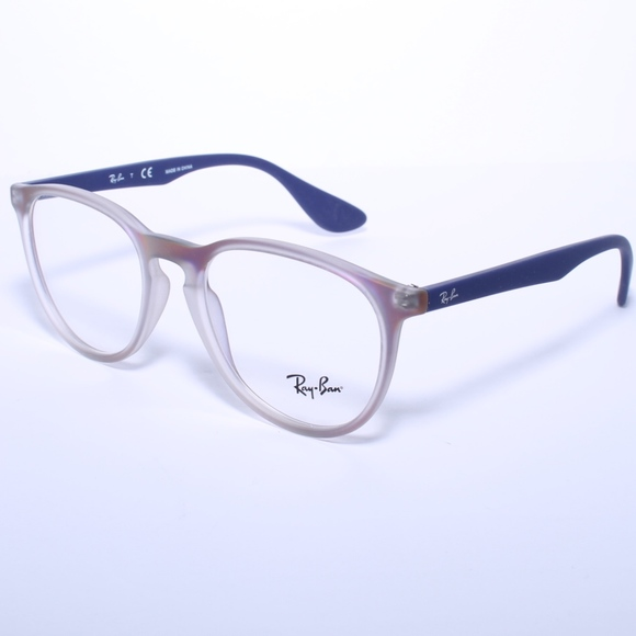 9fca32e3aa5 Ray-Ban RB 7046 5486 Iridescent Purple Eyeglasses.  M 5a3577558af1c5b44f017e30